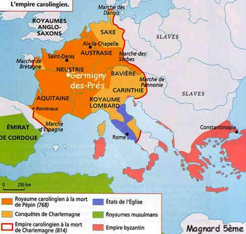 empire carolingien